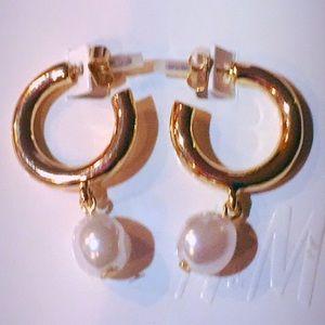 Cute earrings by H&M